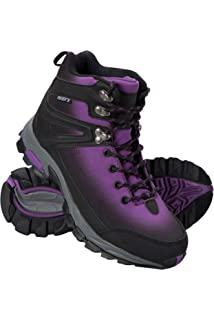 130c8b5c2ea2 Mountain Warehouse Intrepid Womens Waterproof Softshell Hiking Boots -  Phylon Midsole