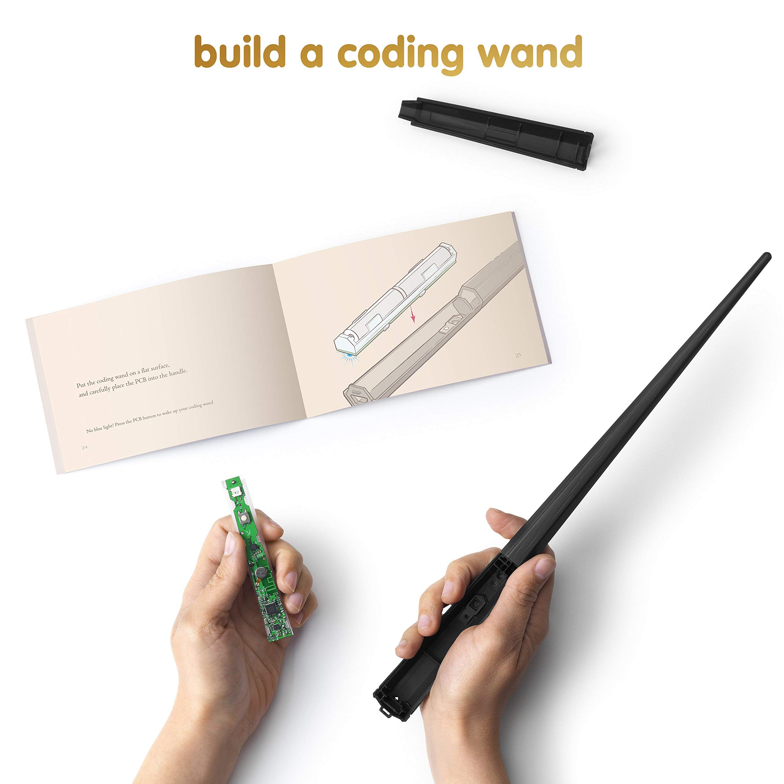 Kano Harry Potter Coding Kit - Build a Wand. Learn To Code. Make Magic. (Renewed) by Kano (Image #3)