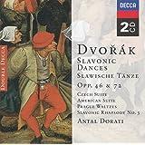 Dvorak: Slavonic Dances; Czech Suite etc.