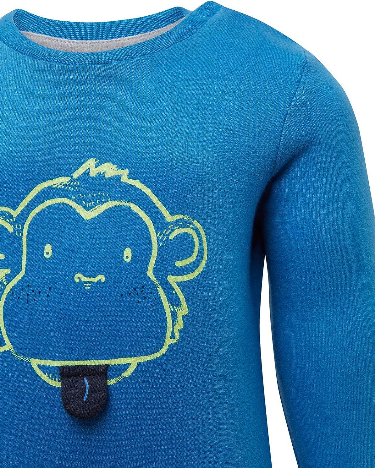 TOM TAILOR Baby-Jungen Placed Print T-Shirt