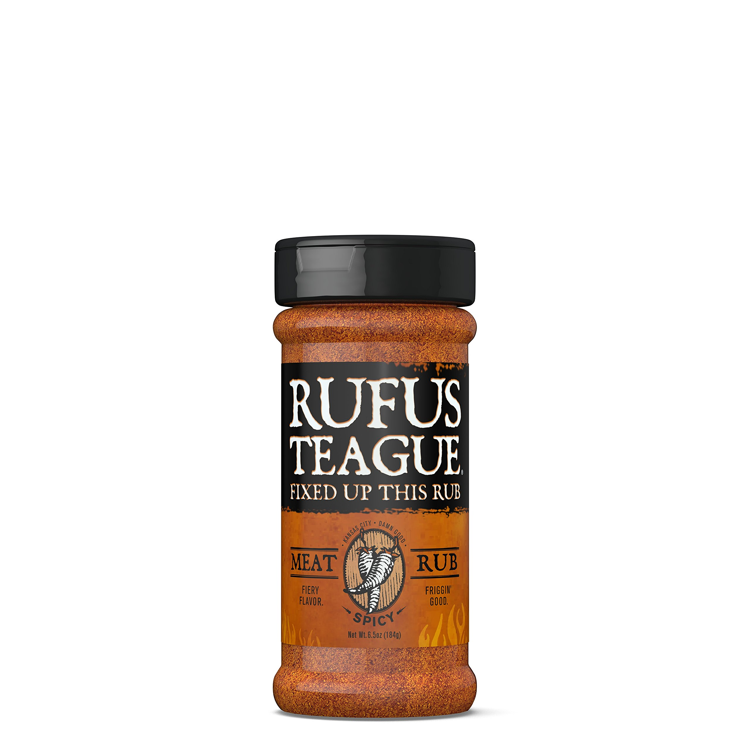 Rufus Teague - Spicy Meat Rub 6.5oz
