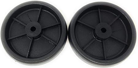 Amazon.com: Nickannys - Juego de 2 ruedas de repuesto para ...