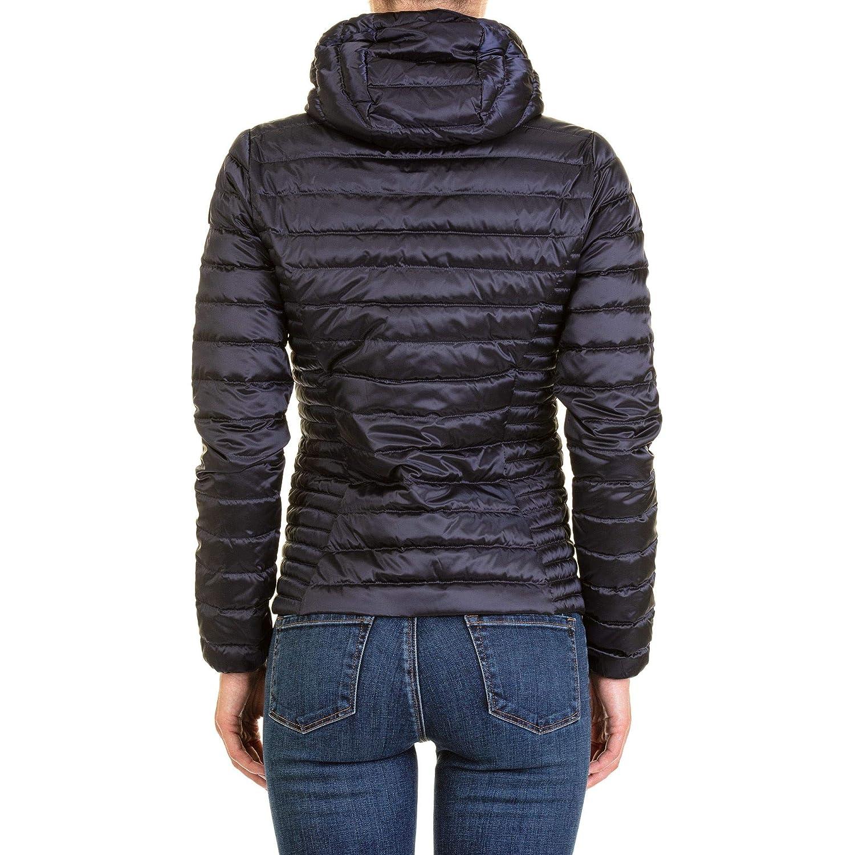 CIESSE Womens 195CFWJ00178P6610D301XXP Black Polyester Outerwear Jacket