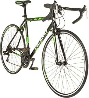 cea0b3c63b8 Amazon.com : Vilano Diverse 1.0 Performance Hybrid Bike 21 Speed ...