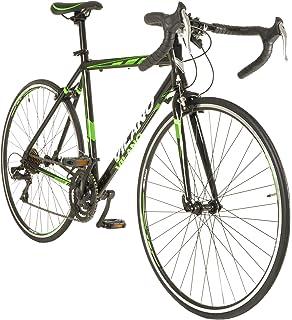 ab95537288b Amazon.com   Merax Finiss Aluminum 21 Speed 700C Road Bike Racing ...