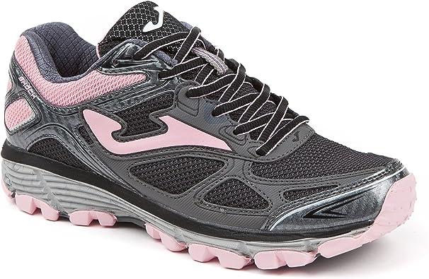 Joma TK SHOCK LADY 812 GREY Zapatillas trail mujer (37): Amazon.es: Zapatos y complementos