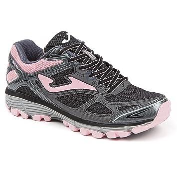 Joma TK Shock Lady 812 Grey Zapatillas Trail Mujer: Amazon.es: Deportes y aire libre