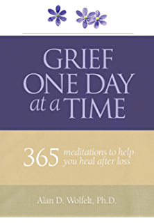 The depression of grief coping with your sadness and knowing when grief one day at a time 365 meditations to help you heal after loss fandeluxe Epub