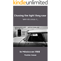 Chasing the light they saw: In Mexico on 1988 book cover