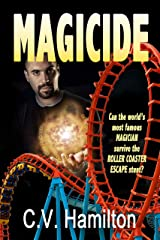 Magicide: A Las Vegas murder mystery and detective thriller full of twists, turns & tricks Kindle Edition