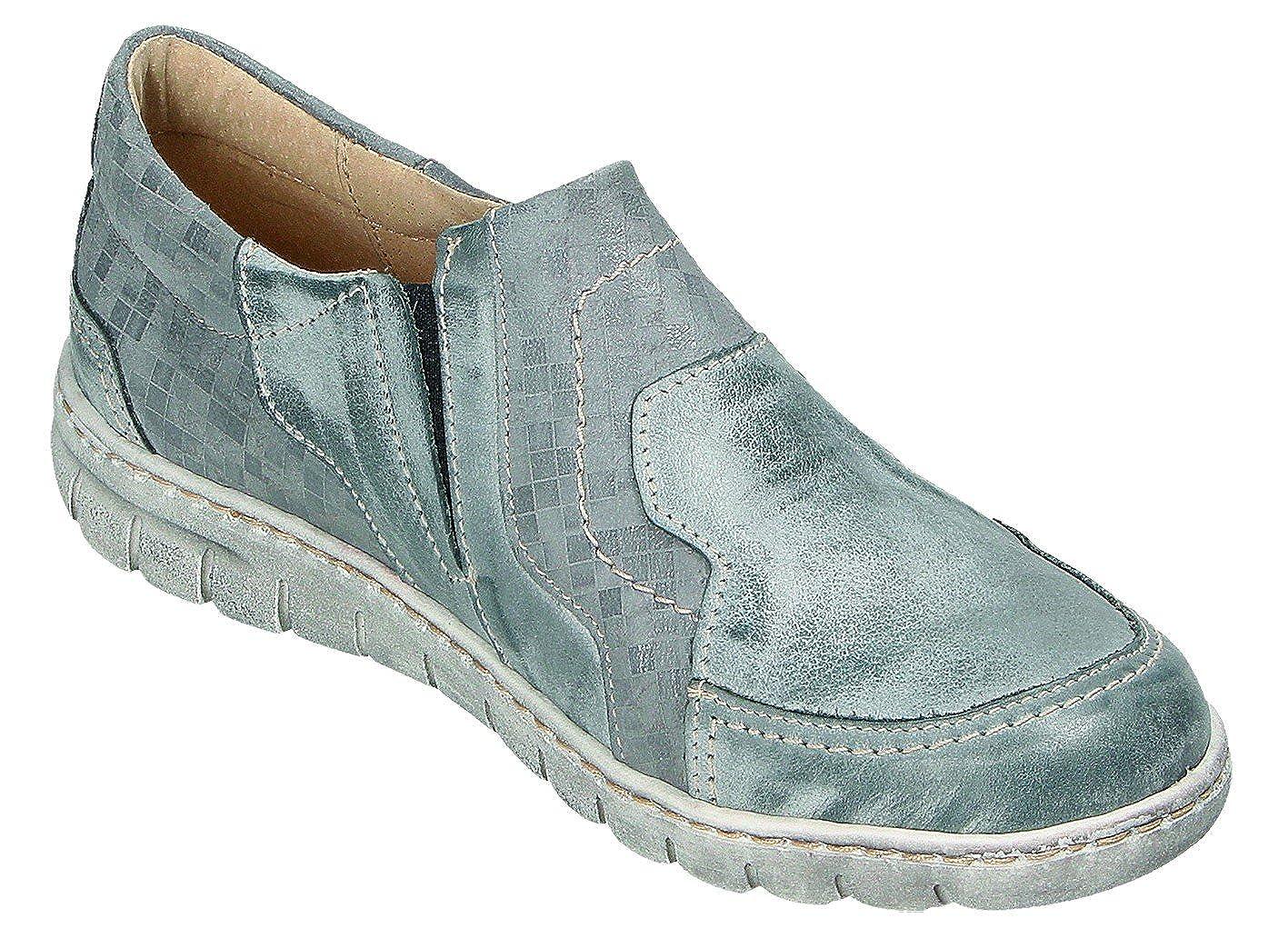 MICCOS Schuhes Schuhes MICCOS Slipper D.Slipper Grau 72e300