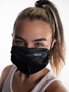 product image for PJ Harlow unisex adult Face Mask Bandana, Black, Large US