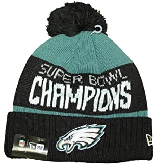 Amazon.com   Philadelphia Eagles New Era Super Bowl LII 52 Champions ... 0b9144514