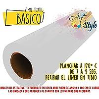 Vinil Textil Blanco