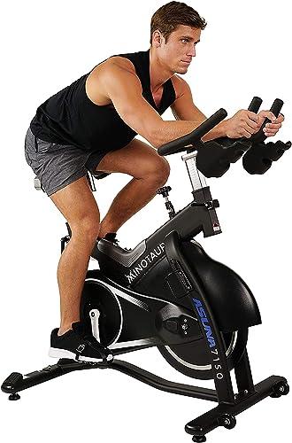 Sunny Health Fitness Asuna Minotaur Cycle Exercise Bike