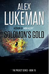 Solomon's Gold (The Project Book 15) Kindle Edition