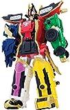 Power Rangers Súper Megaforce - Megazord (Bandai 38095)