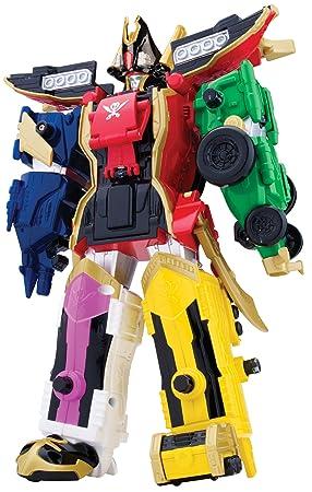 Bandai Power Rangers - Super Megaforce - Legendary Megazord ...