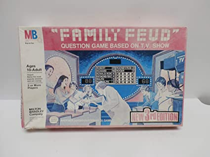 Buy Family Feud 3rd Edition T V  Show Game Online at Low