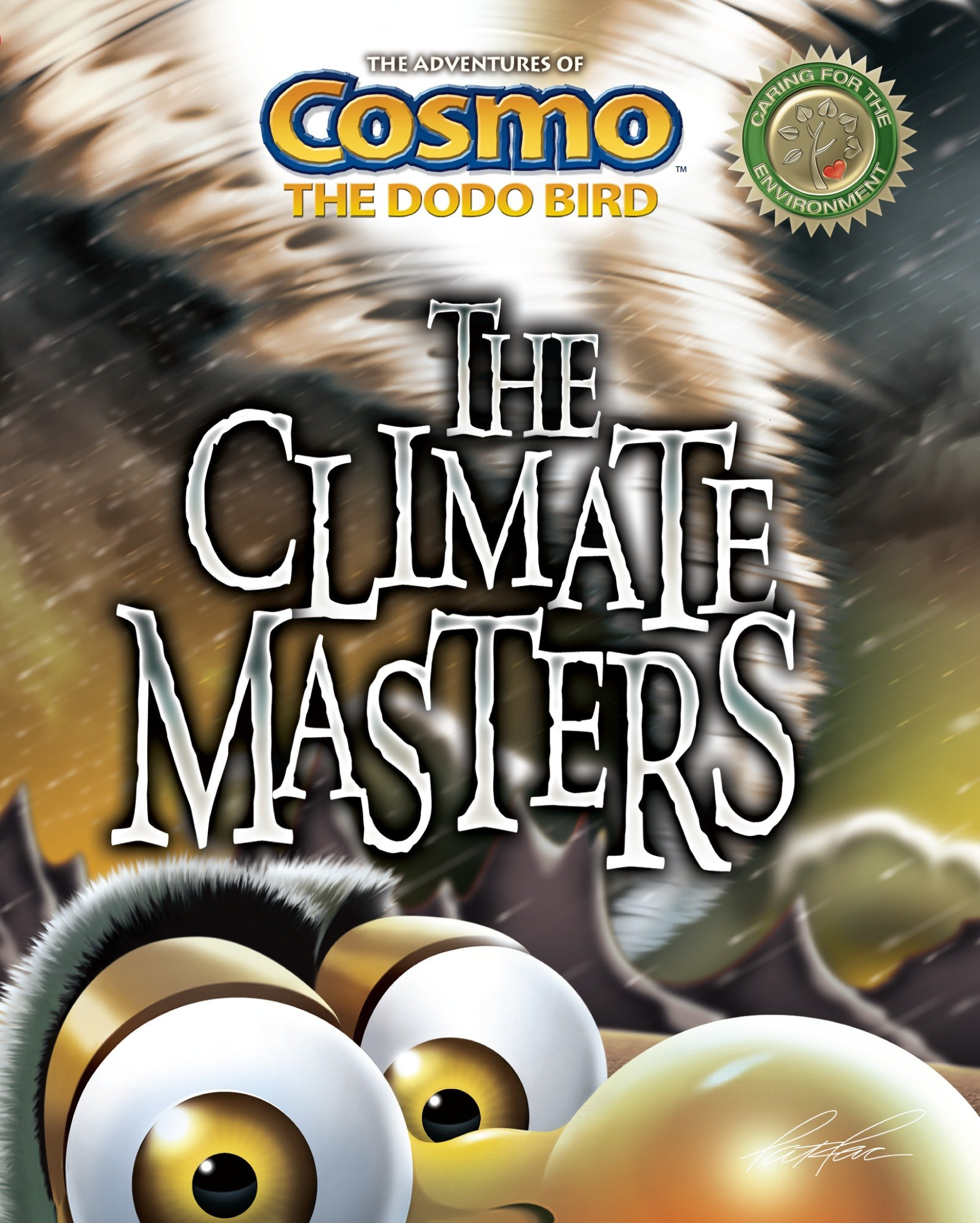 Download The Climate Masters (The Adventures of Cosmo the Dodo Bird) ebook