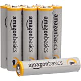 AmazonBasics 亚马逊倍思 AAA型(7号) 碱性电池 20节装 (亚马逊进口直采,美国品牌)