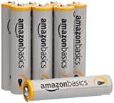 AmazonBasics 亚马逊倍思 AAA型(7号) 碱性电池 8节装 (亚马逊进口直采,美国品牌)