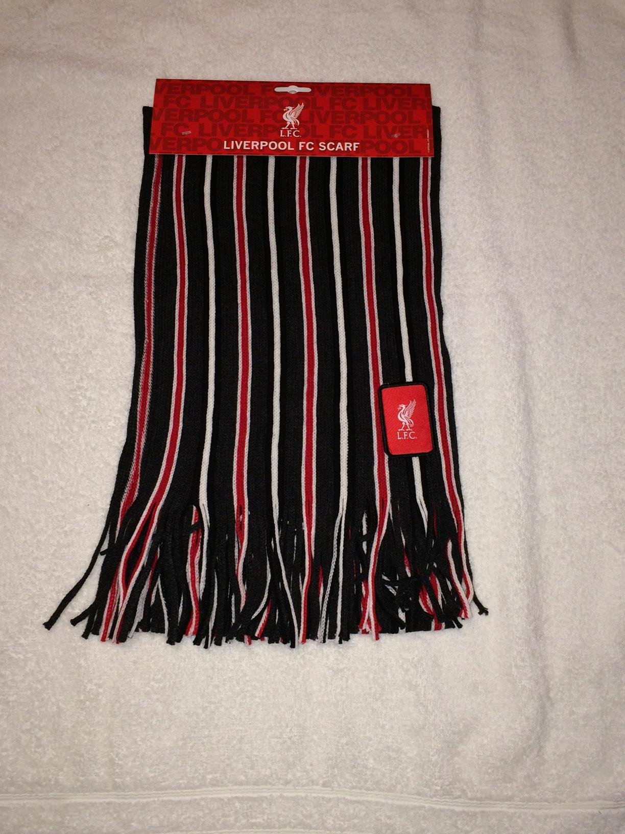 Liverpool FC Official executive college scarf very rare design