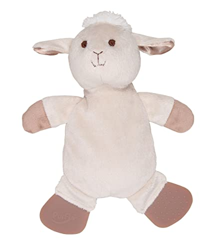 Award Winning PurFlo Shleepy Bedtime Comforter with Teether and a Curly Tail to Hold Dummy - From Birth