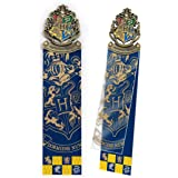 The Noble Collection Harry Potter Hogwarts Crest Bookmark