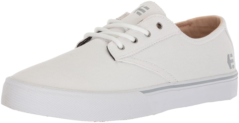 Etnies Men's Jameson Vulc LS Skate Shoe 13 D(M) US|White