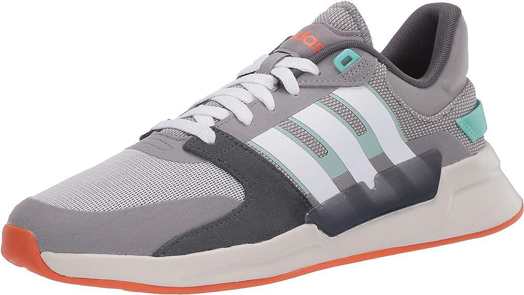 adidas Men's Run90S Sneaker, Dash Grey