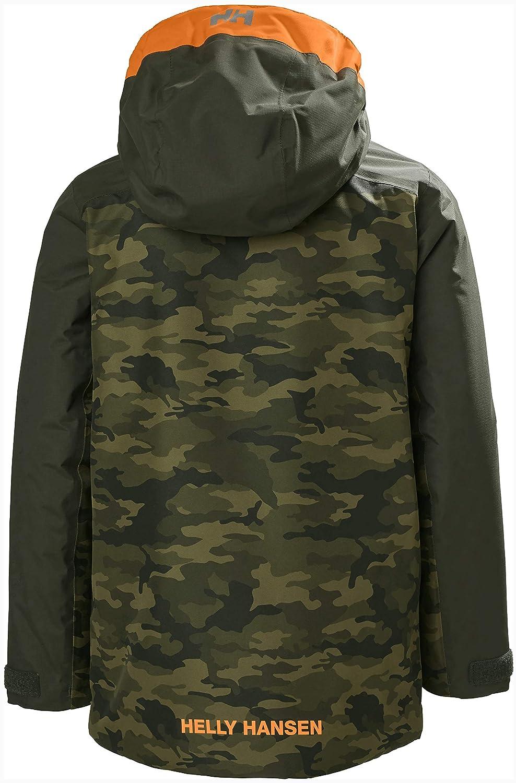 Helly-Hansen Junior Tornado Jacket: Clothing