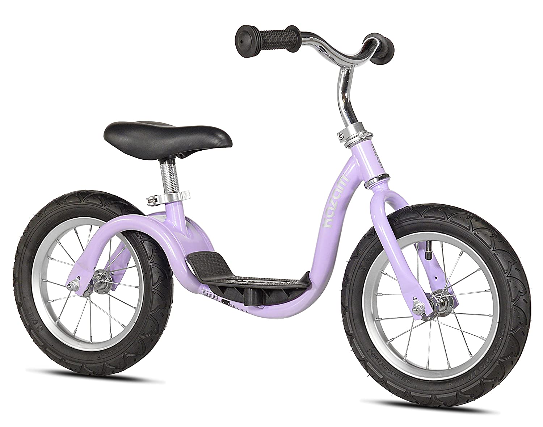 KaZAM v2s No Pedal Balance Bike 12-Inch Blue 32406K