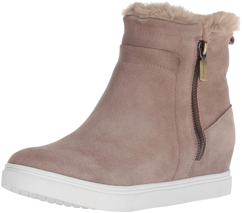 Mushroom Suede Blondo Womens Glade Sneaker