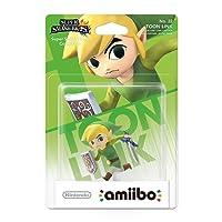amiibo Smash Toon Link Figur