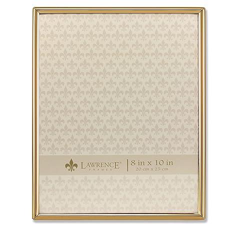044a9b65043 Amazoncom Lawrence Frames 8x10 Simply Gold Metal Picture. Amazoncom  Lawrence Frames 8x10 Simply Gold Metal Picture. Kupari 20 X 25cm ...