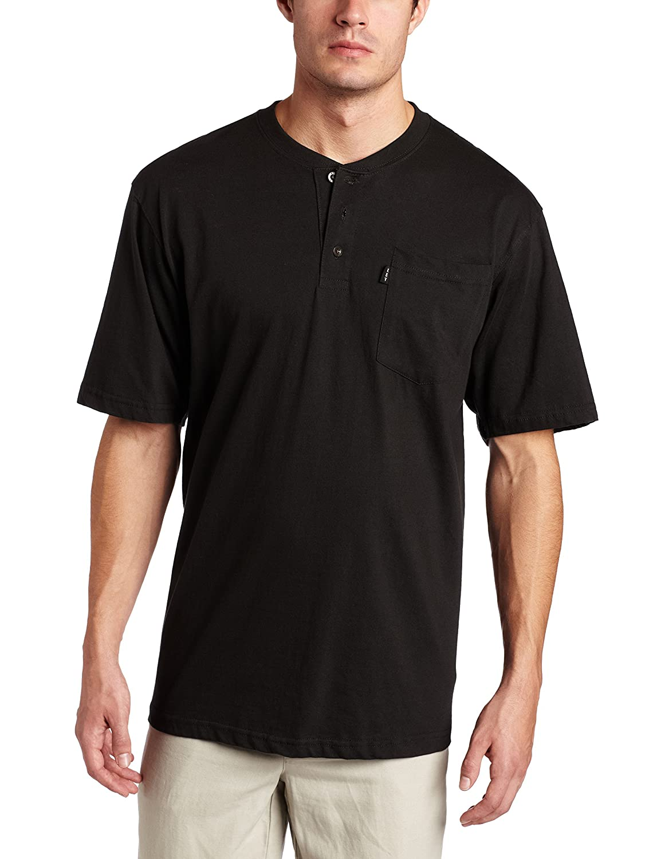 255c88f8 Mens Short Sleeve Henley Pocket T Shirts - DREAMWORKS