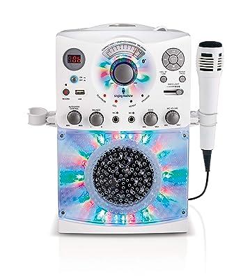 Singing Machine SML385BTW Karaoke Machine