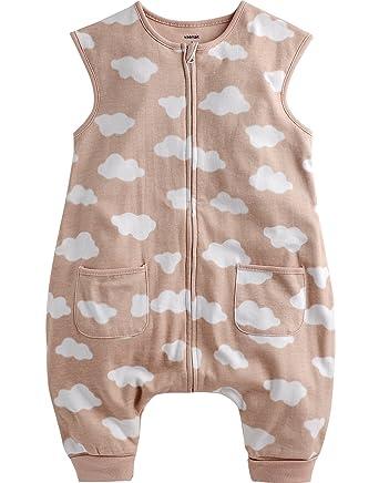 Vaenait Baby - Manta de dormir y jugar para niños, 100 % algodón, de 1 a 7 años, con cremallera: Amazon.es: Ropa y accesorios