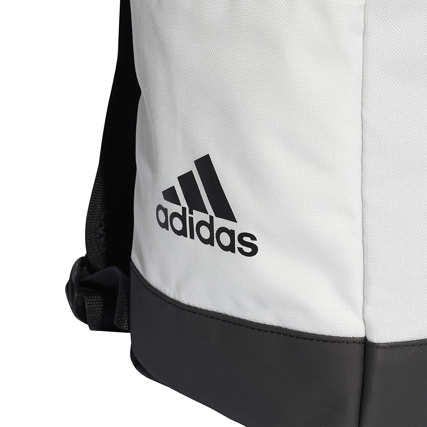 5c08ab5c0f0 Amazon.com : adidas 2018-2019 Real Madrid Backpack (White) : Sports &  Outdoors