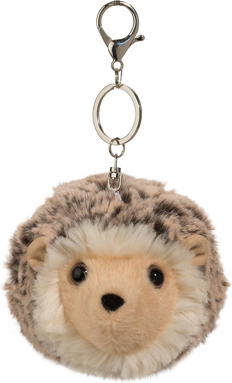 US Cuddle Toys 1034 Hedgehog Pom Clip Douglas Co