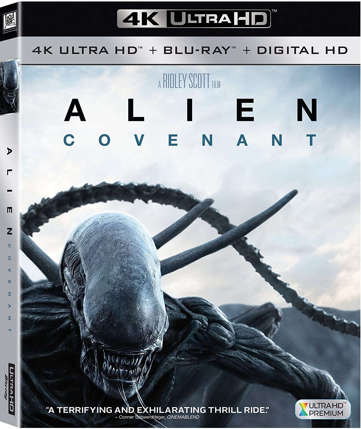 Alien: Covenant [USA] [Blu-ray]: Amazon.es: Alien: Covenant: Cine y Series TV