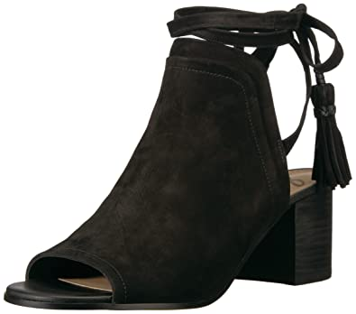 e654350c7 Amazon.com  Sam Edelman Women s Sampson Heeled Sandal  Shoes