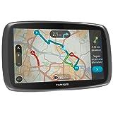 """TomTom GO 610 World LTM - GPS para coches de 6 """", mapas del mundo"""