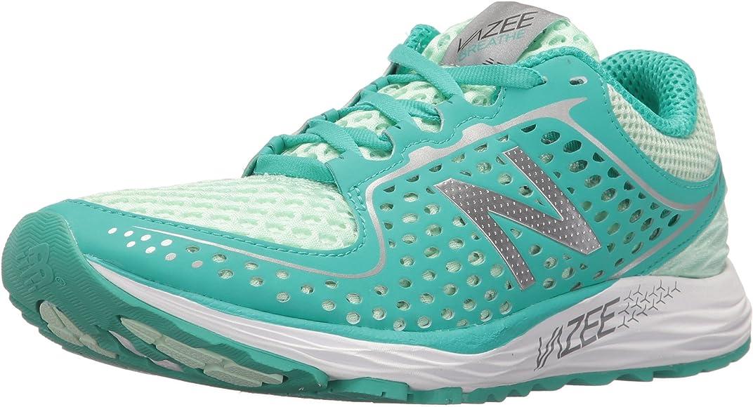 New Balance Vazee Breathe, Zapatillas de Running para Mujer, Multicolor (Reef), 41.5 EU: Amazon.es: Zapatos y complementos