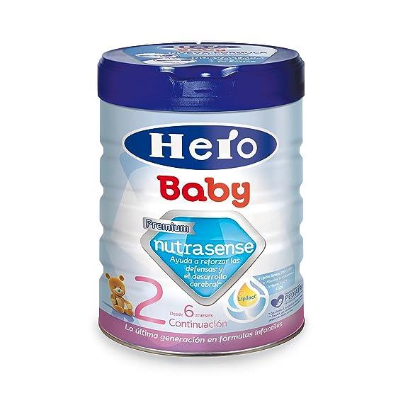 Hero Baby - Leche Hbb Nutrasense 2.800 g - 6 A 12 Meses