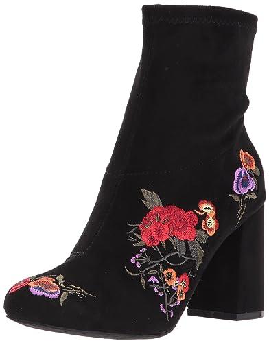 MIA Womens Jordenn Ankle Bootie Black Size 75