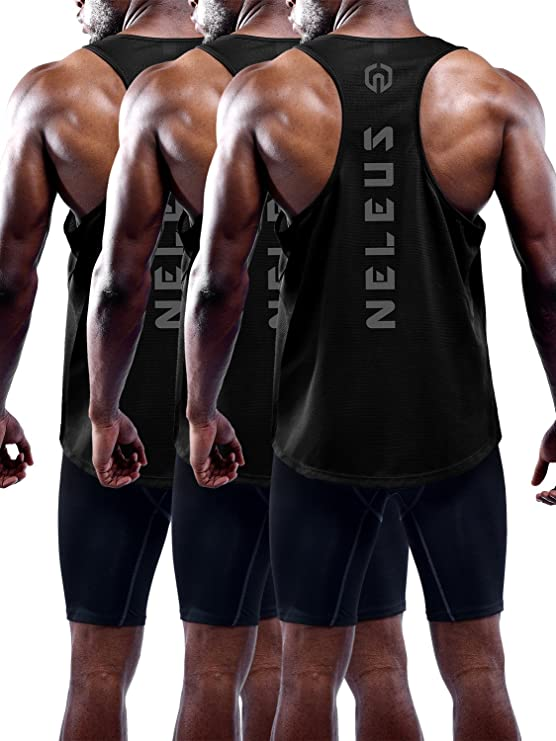 FITNESS TANK TOPS – MEN (LATEST REVIEW)