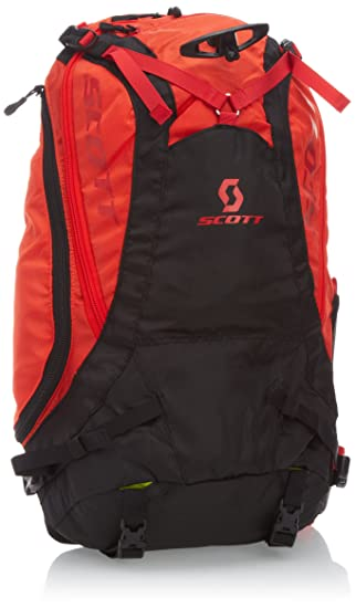 5a4faa9005b Scott Grafter Protect Backpack - Red Black, 50 x 25 x 13 cm  Amazon ...