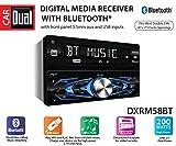 Dual Electronics DXRM58BT Multimedia Detachable 8